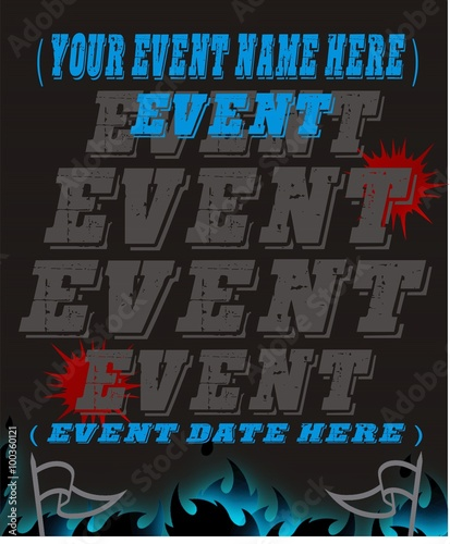 event pamphlet stock image and royalty free vector files on fotolia