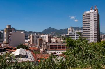 Old Part of Rio de Janeiro City
