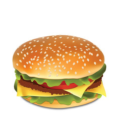 hamburger for your design