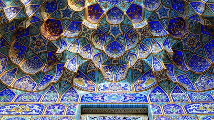 Shah-Cheragh-Heiligtum in Shiraz