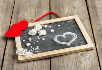 Love and Valentine Day decoration