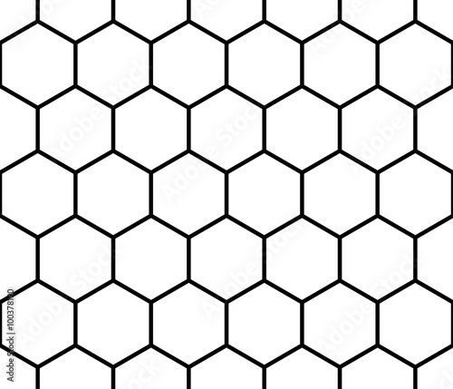 Quot Seamless Monochrome Pattern Background With Octagon