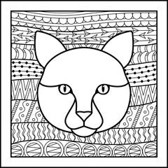 Chinese zodiac sign Cat