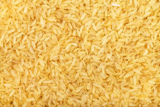 yellow parboiled long-grain Indica rice
