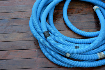 Pool Cleaning pipe