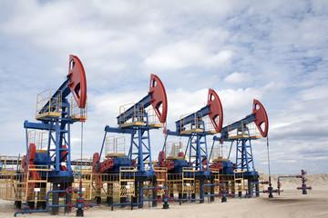 Oil equipment. Pump