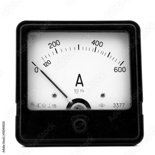 Use Electric Measuring Devices : Quot electric measuring device imagens e fotos de stock