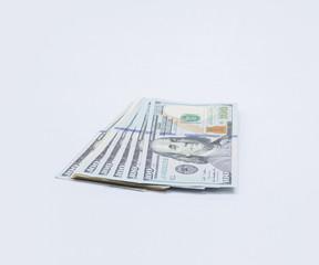 100 US. dollar banknote