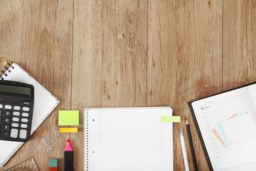 Notizblock Schreibtisch