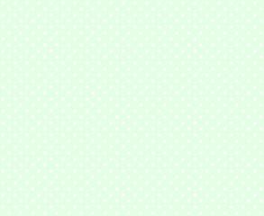 Gepunkteter Hintergrund grün weiß
