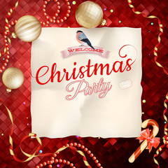Christmas Abstract background. EPS 10