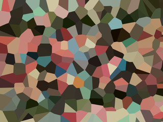 Abstract Pixel Effect Wallpaper
