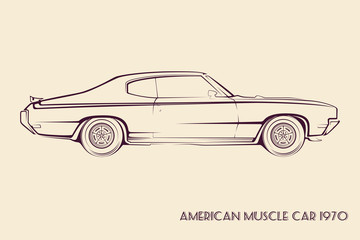 Muscle Car Photos Royalty Free Images Graphics Vectors Videos