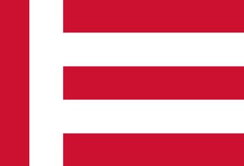 Vlag de gemeente Eindhoven