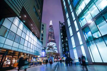Photo sur Plexiglas Londres Business office building in London, England