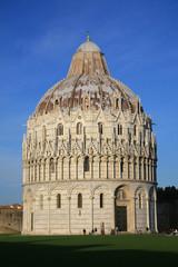 Toscana,Pisa,il Battistero