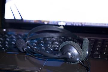 headphones computer
