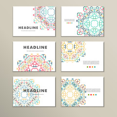 Vector pattern beautiful pattern on printed product. Design for books, banners, pages advertising