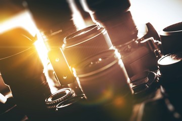Digital Photography Lenses