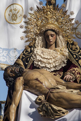 Hermandad del Baratillo, semana santa en Sevilla