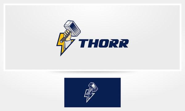 Thors Hammer Logo