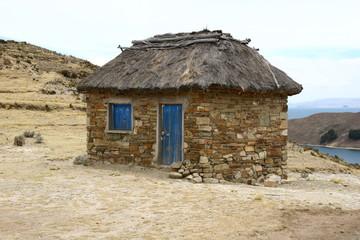 Isla de Sol, Titicaca-See, Bolivien