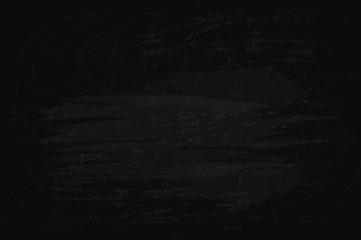 Chalkboard texture background, vector.