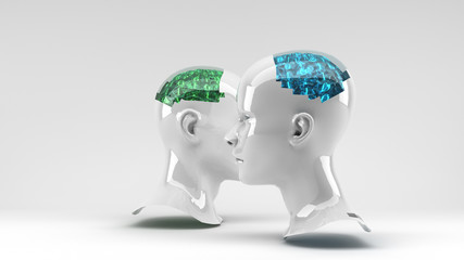 Digital brains