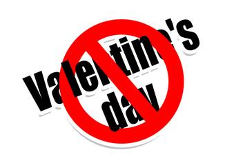 Anit Valentinstag   Gegen Valentinstag