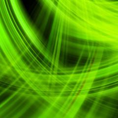 Green energy jet background. EPS 10