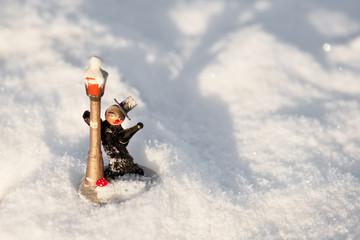 Schornsteinfeger bringt Glück, Silvester