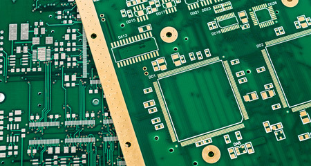 Blank printed circuit boards