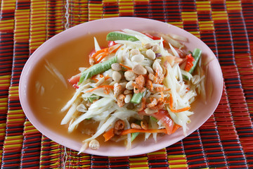Thailand salad