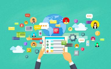 Mobile Application Development, Tablet App Programming