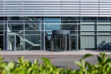 Hausfassade Eingang Gebäude