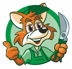Fox Gardener