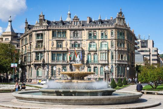 Bilbao City Hall, Spain