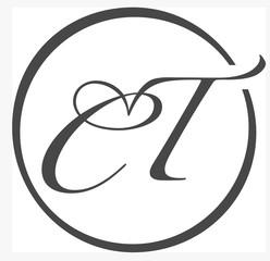 C und T Button
