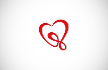 swirl love logo