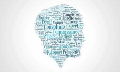 Nuage de mots Expertise