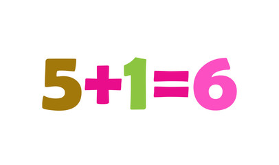 Mathematics 5+1=6