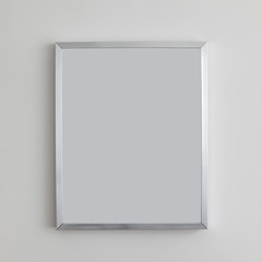 Picture frame, empty frame isolated