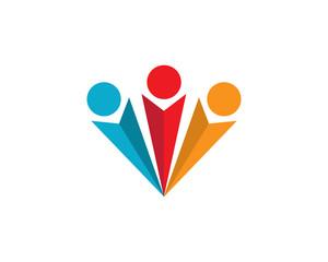 Child logo community group