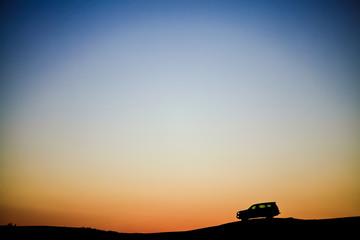travel in desert