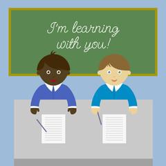 i am learning