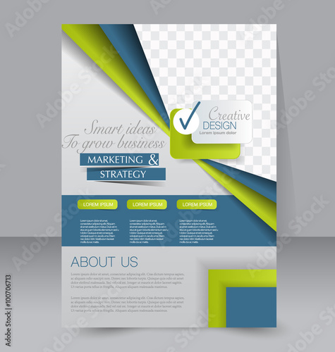 Poster presentation template editable