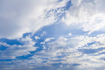 Fototapete - cloud and sky background