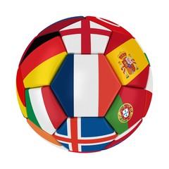 EURO 2016 France Ball