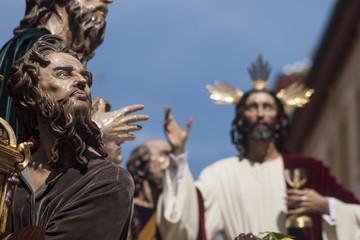 Semana santa de Sevilla, hermandad de la Cena