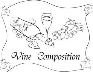 vine composition